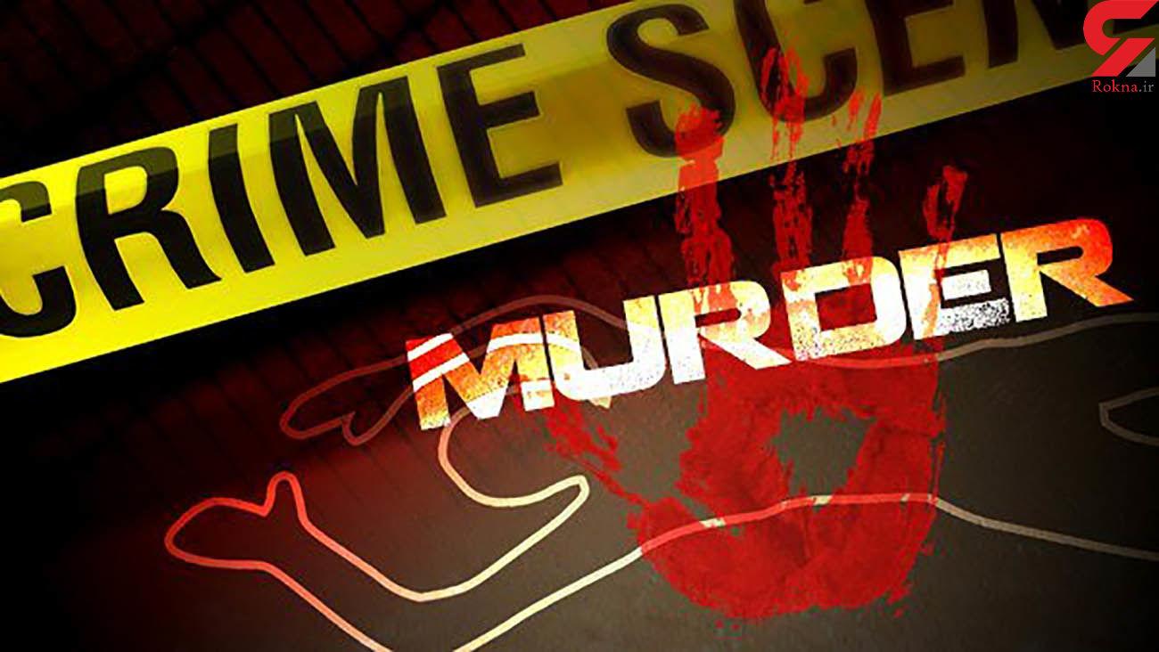 مردی سه عضو خانواده اش را گلوله باران کرد + عکس ها