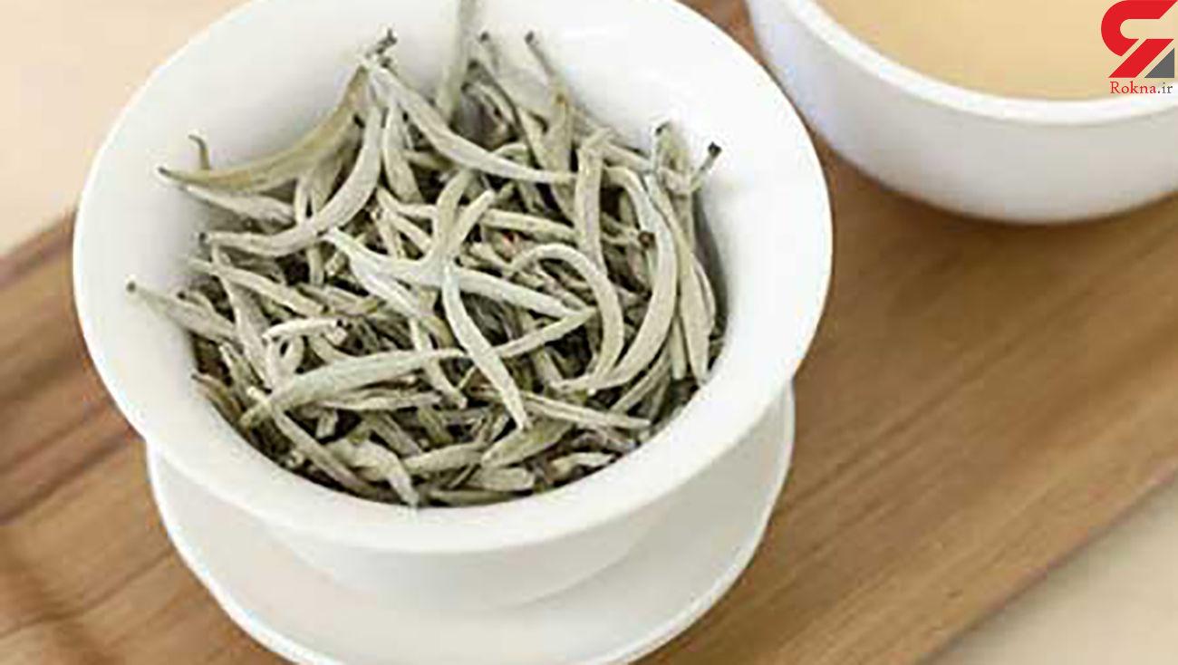 دیابت را با چای سفید مهار کنید