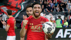 باشگاه آلکمار جدایی ستاره ایرانی را تایید کرد