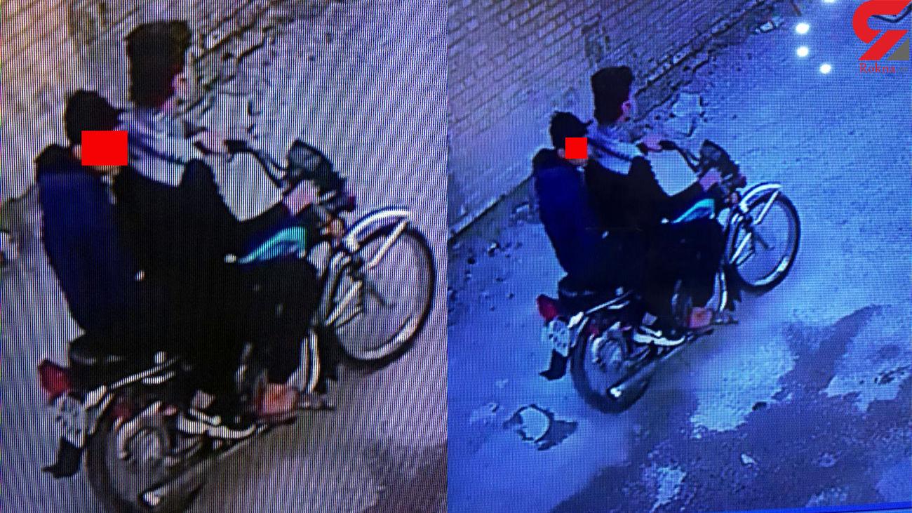 پلیس در تعقیب 2 سارق حرفه ای + عکس و فیلم