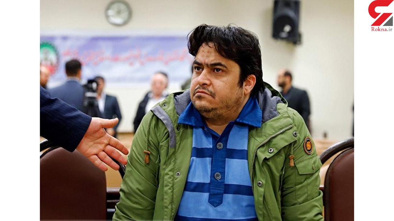اعتراف زم برای سفارش موشک در داخل ایران برای حمله به پادگان های سپاه / در جلسه پنجم فاش شد