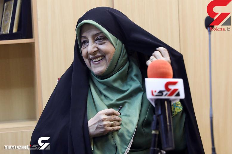 ابتکار: 20 سال است در مدارس حداد عادل دختران بی حجاب هستند /  داشتن زندانی سیاسی در قانون منع شده است