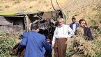 دستور فوری دادستان تهران برای تشکیل پرونده قضایی حادثه تصادف جاجرود