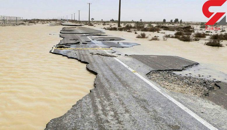 خسارت هزار و ۱۰۰ میلیارد تومانی سیلاب به سیستان و بلوچستان
