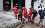 سقوط مرگبار کارگر جوان از بالای داربست