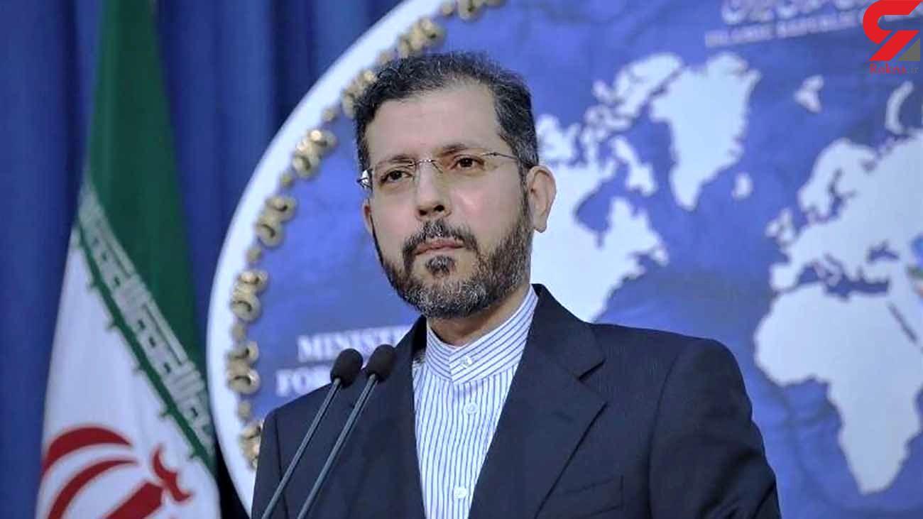 سخنگوی وزارت امور خارجه ایران به همدردی با مردم ازمیر پرداخت