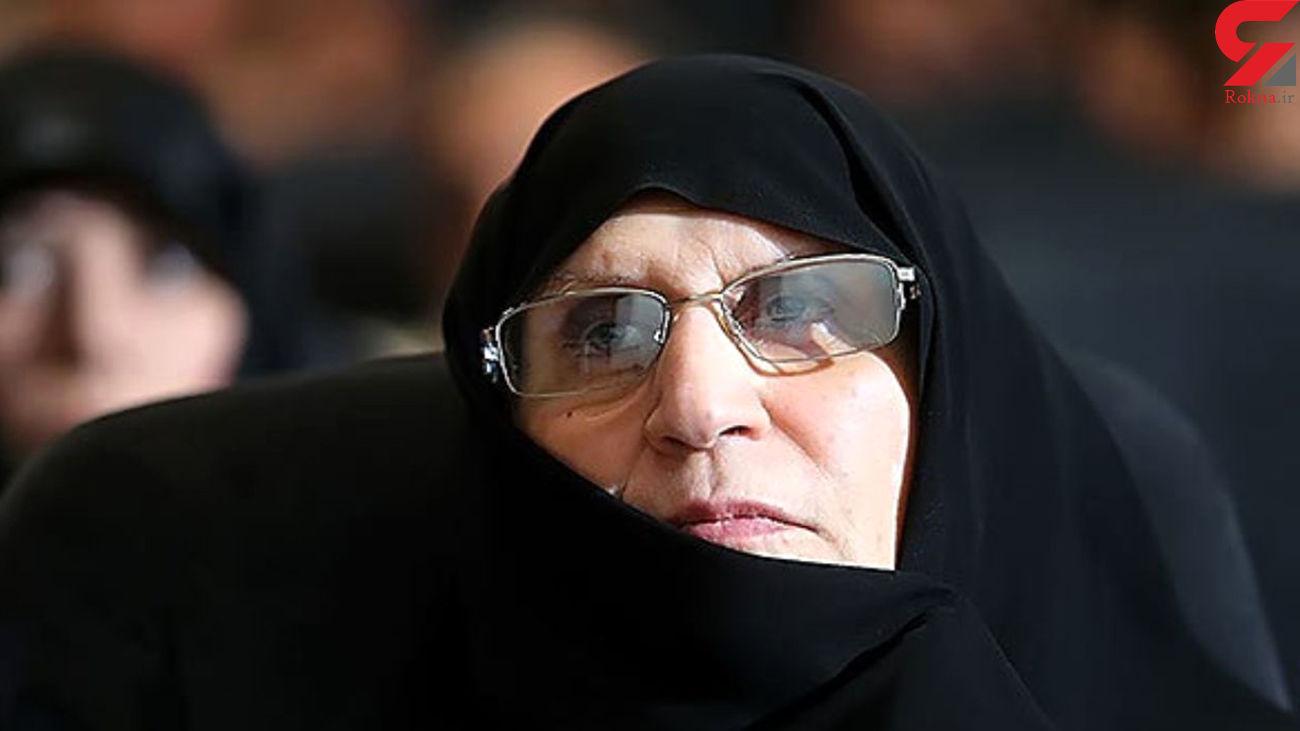 واکنش دختر امام خمینی (ره) به رد صلاحیت های گسترده در انتخابات 1400