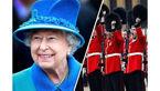 ملکه الیزابت دوم ساعت 3 بامداد در حیاط کاخ چه می کرد/ گارد سلطنتی ماجرا را لو داد+عکس