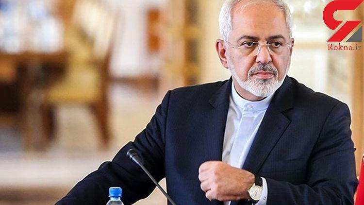 توییت محمدجواد ظریف پس از گام چهارم برجامی ایران خطاب به اروپا