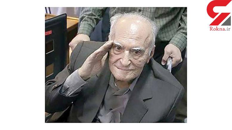 دکتر عباسقلی دانشور چهره ماندگار جراحی عمومی و قلب کشور فوت کرد +عکس