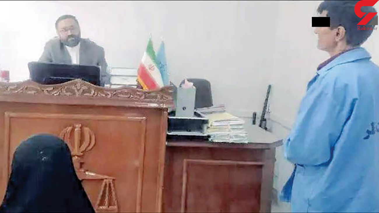 اعدام مرد شیطان صفت در زندان مشهد / او با زن متاهل سروسر داشت + عکس