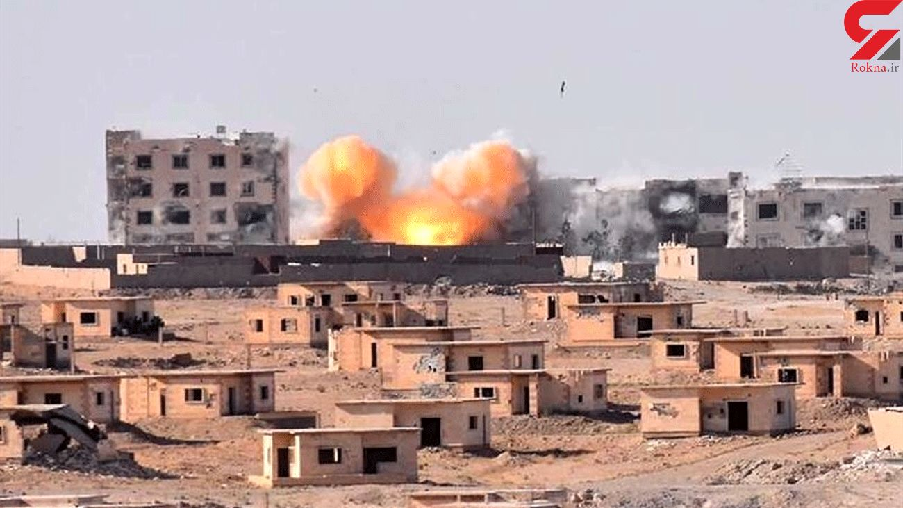 Terrorist Attack in Syria Kills At Least 25