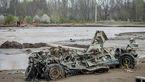 ابعاد پنهان فاجعه پل غله زار در سیل آذر شهر / 22 نفر زنده زنده در خودروهایشان غرق شدند+ فیلم و عکس