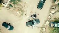 فیلم بازسازی ترور شهید فخریزاده توسط تلویزیون اسرائیل