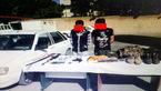 2 مرد نقابدار مسلح 4 جوان کوهنورد را در خواب غافلگیر کردند +عکس