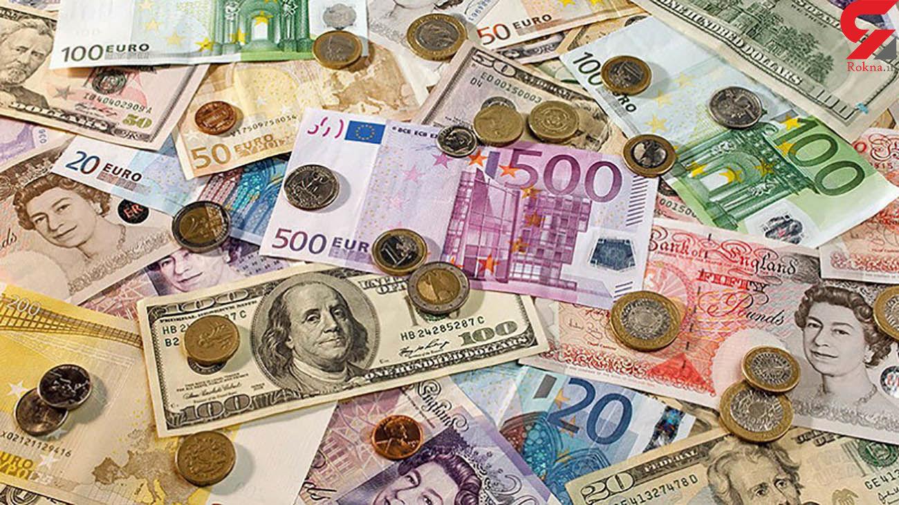 قیمت دلار و قیمت یورو امروز شنبه 28 فروردین + جدول