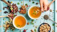 درمان فوری نفخ شکم با چای های گیاهی