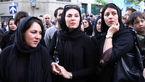 خواهران اسکندری عزادار شدند +عکس