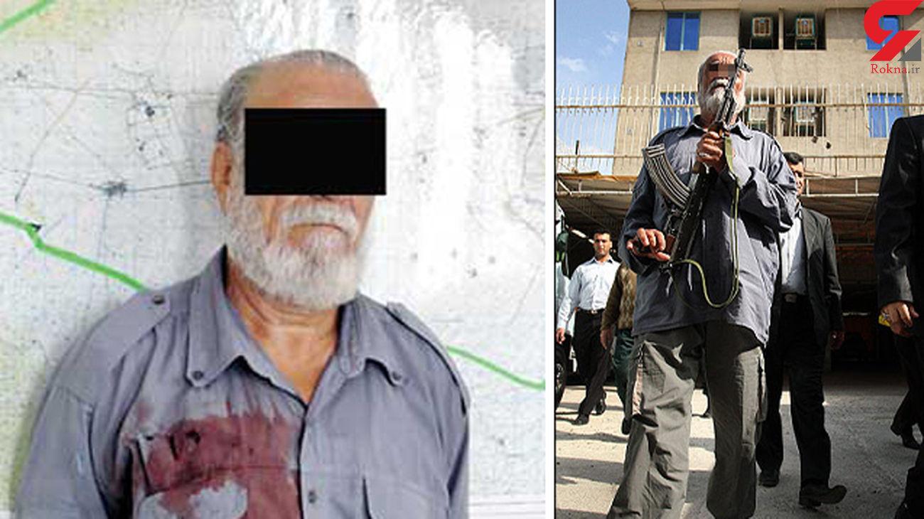 قاتل دو ریالی آزاد شود 2 پسرش را می کشد! / جزییات قتل عام 6 نفر در قلعه حسن خان + گفتگوی اختصاصی