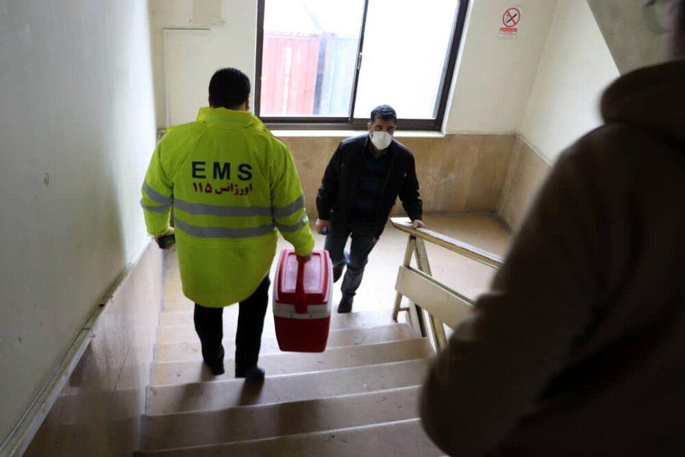 انتقال قلب پسر ۱۶ ساله از رشت به تهران/یازدهمین عملیات انتقال قلب انجام شد