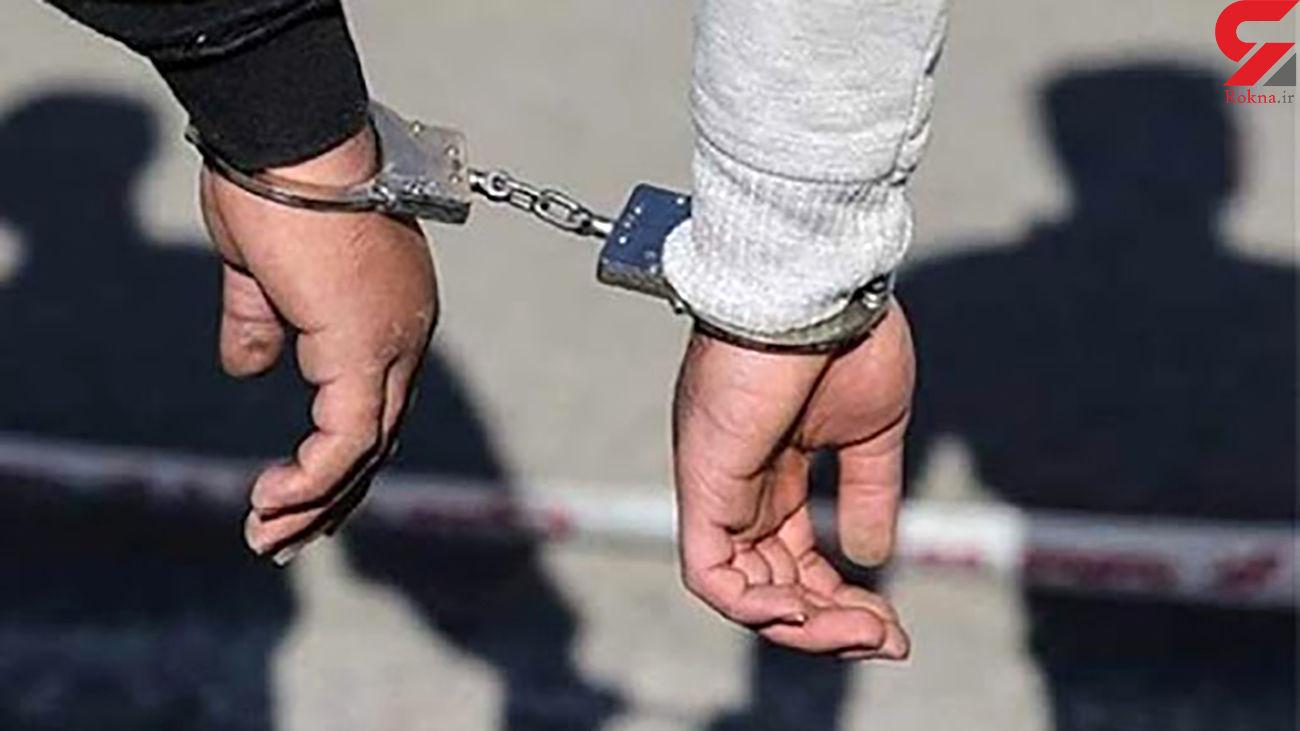دستگیری قاچاقچی لاستیک در کرمانشاه