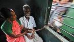 این زن شوهر خود را با زنجیر می بندند+عکس