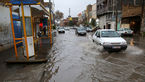 تشدید بارش ها در تهران/آماده باش در سراسر استان