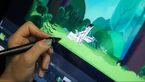 افتتاح بزرگترین مرکز تولید انیمیشن و بازیهای رایانهای کشور