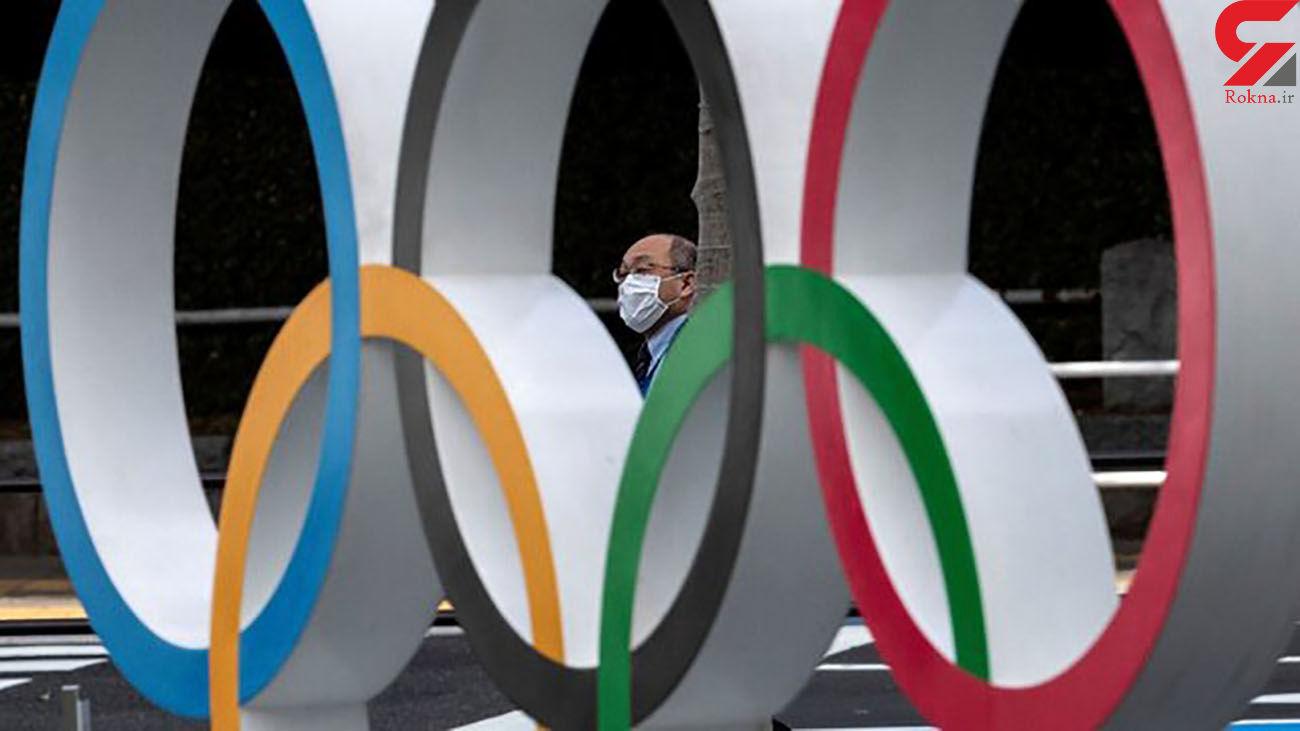 المپیک توکیو سال آینده برگزار میشود