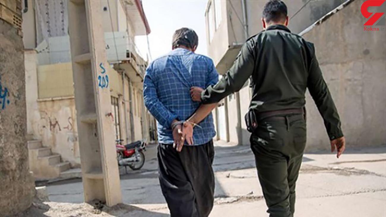 دستگیری 110 معتاد متجاهر در کاشان