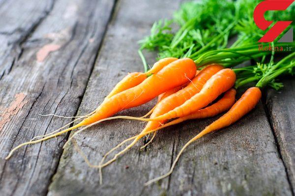 لاغری فوری با یک گزینه غذایی نارنجی رنگ