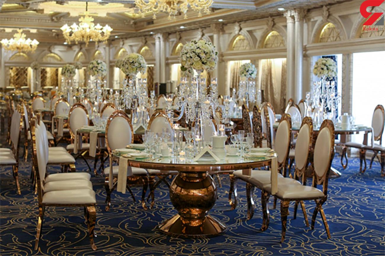 بازگشایی تالارهای عروسی و پذیرایی این مناطق از هفته آینده