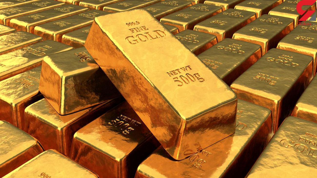 قیمت جهانی طلا امروز دوشنبه 8 دی ماه 99