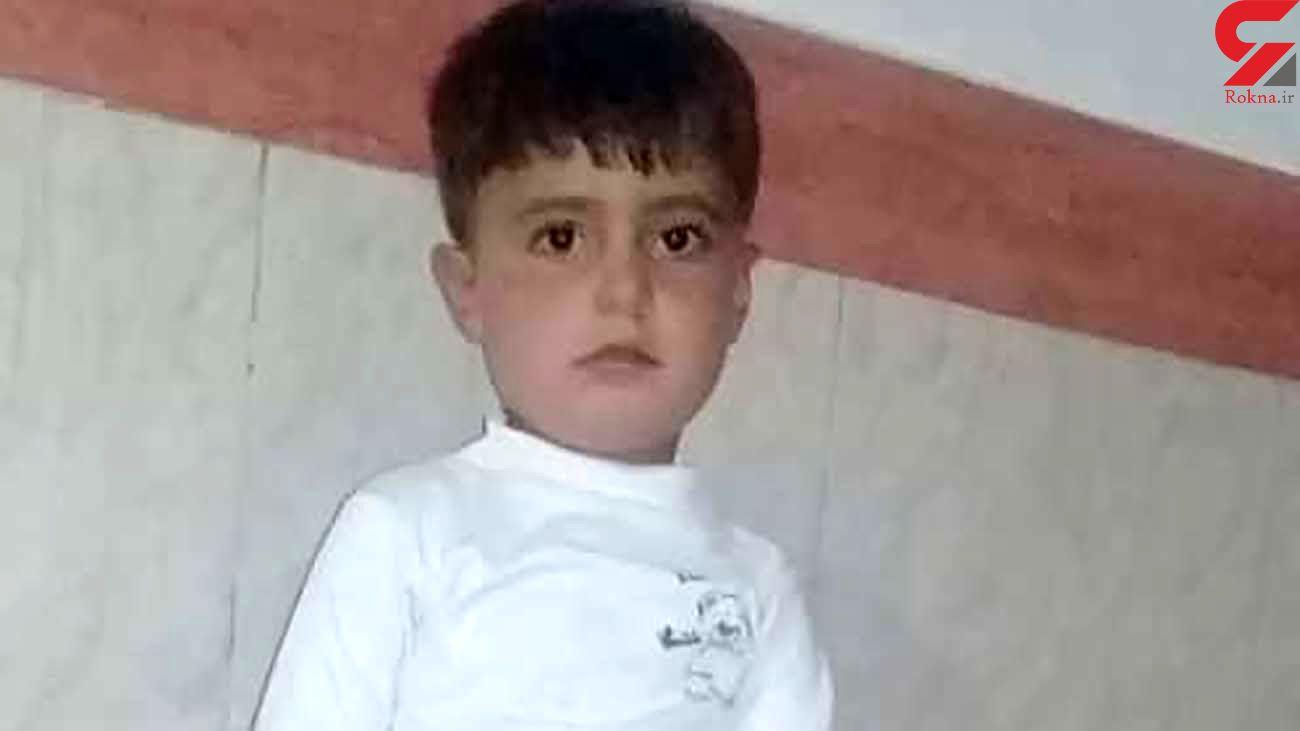 بازداشت زن همسایه در پرونده قتل امیرعلی کوچولو / جزئیات قتل در بستان آباد + عکس
