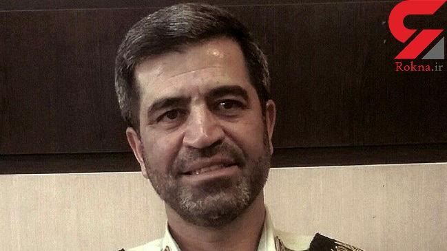 سردار ذوالقدر رئیس پلیس امنیت پایتخت شد