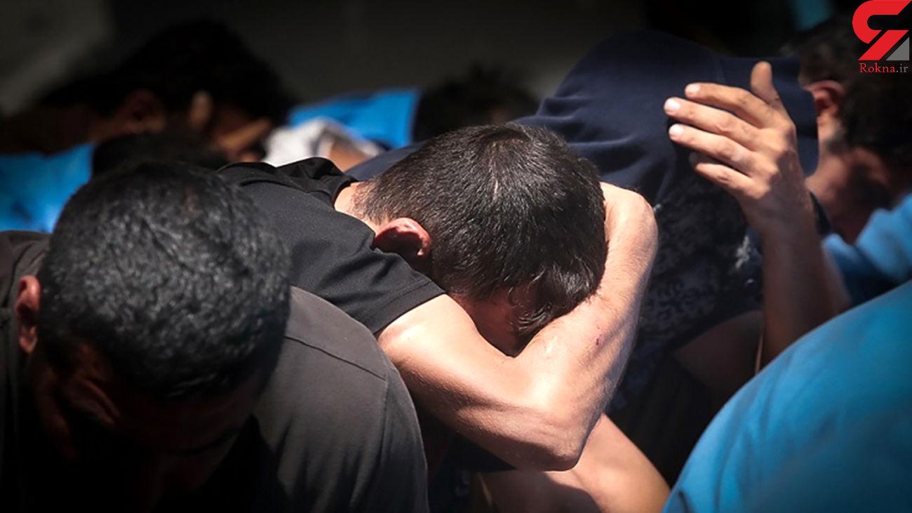 دستگیری 6 سارق کابل برق در رفسنجان