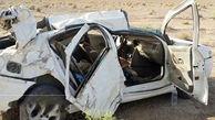 تصادف خونین در محور ایلام- صالح آباد
