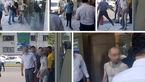 فوری / خودسوزی مردجوان در پمپ بنزین  رشت! + فیلم و تصاویر