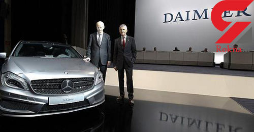 شرکت خودروسازی«دایملر» آلمان: توقف فعالیت در ایران به خاطر تحریم ها