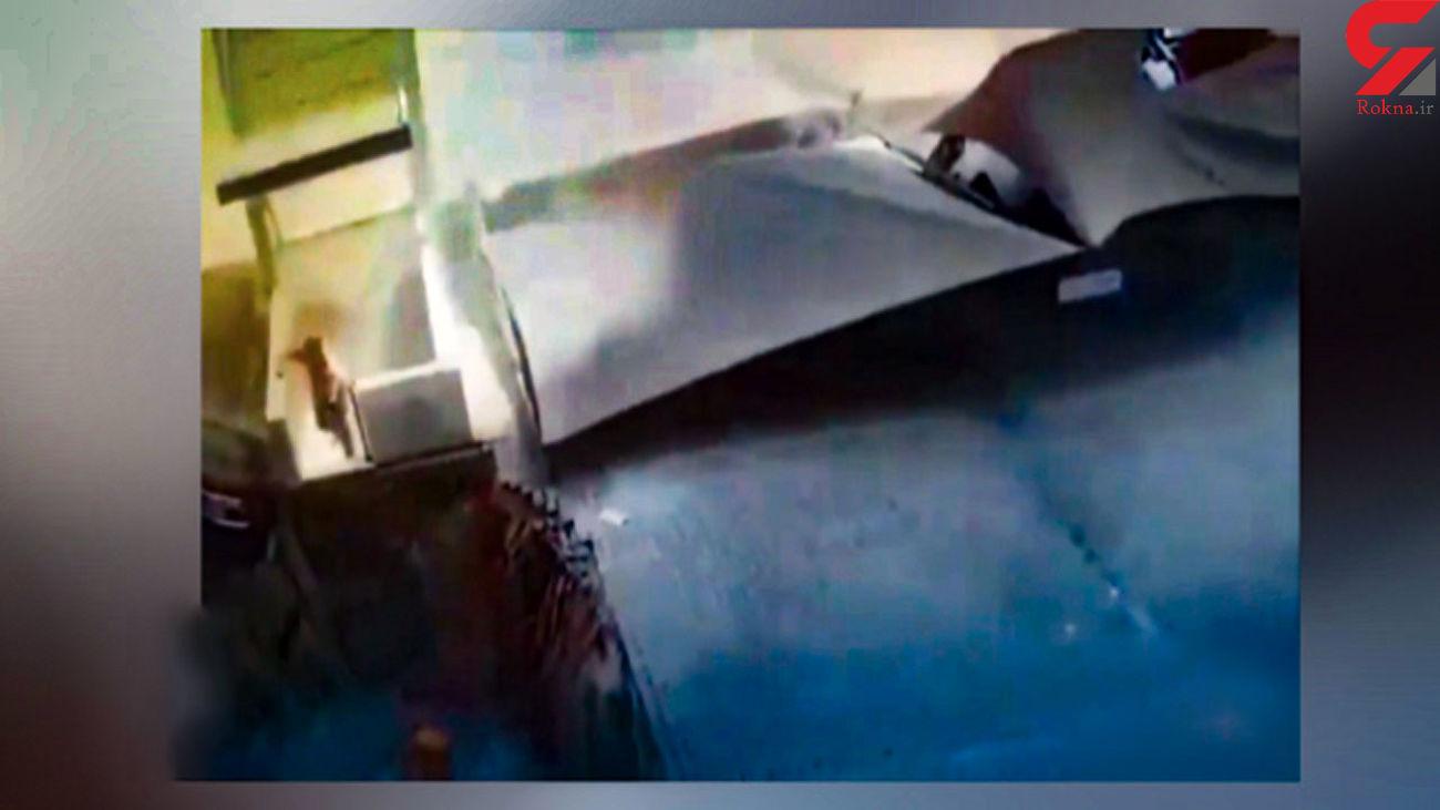 زنده ماندن عجیب یک مرد از حادثه رانش زمین + فیلم