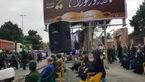اولین سالگرد عروج ملکوتی شهید مدافع امنیت مرتضی ابراهیمی
