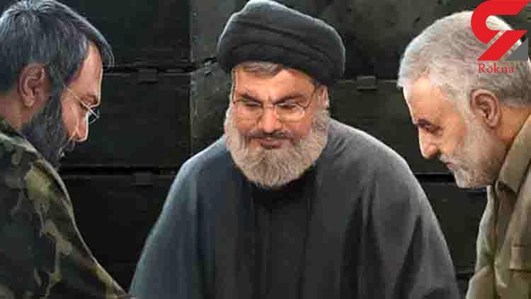 اعتراف صهیونیست ها به ترس از ترور سردار سلیمانی هنگام ترور عماد مغنیه + جزئیات