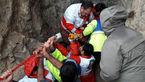 گاز گرفتگی 6 تن در عمق غار روانسر+ عکس
