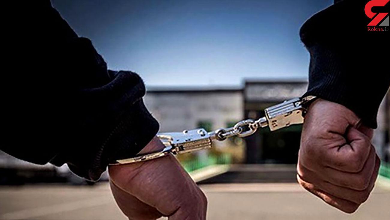 اعتراف سارقان به 15 فقره سرقت مغازه در تهران