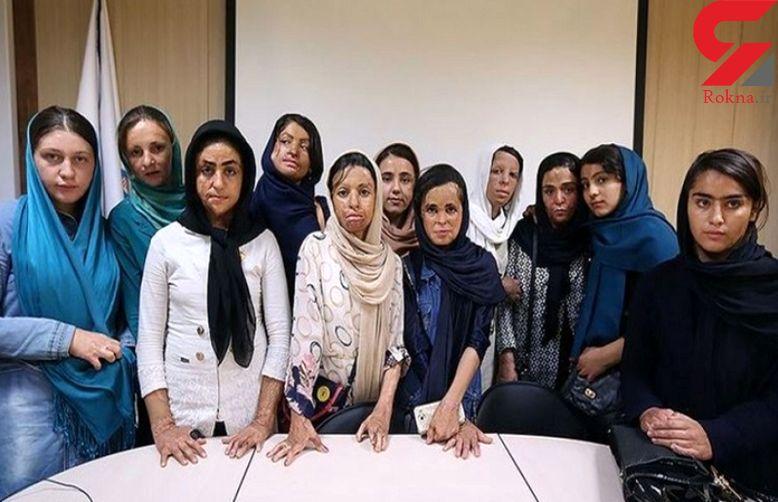 اقدام دردناک دختران شین آبادی سر قبر 2 دوست شان+ فیلم