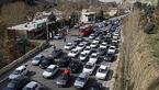 بسته شدن جاده کندوان از امروز ۱۳ خرداد ماه