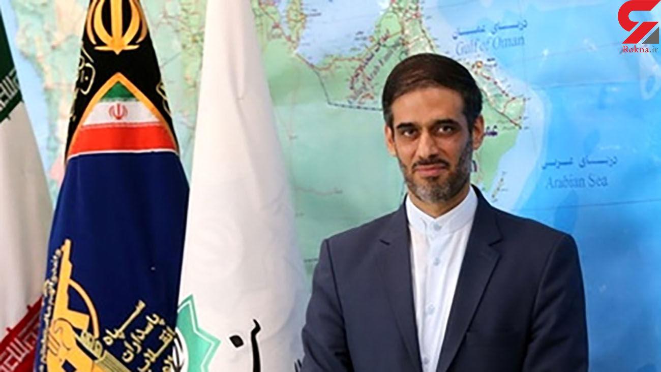 سردار  سعید محمد از قرارگاه سازندگی خاتمالانبیاء(ص)  استعفا داد