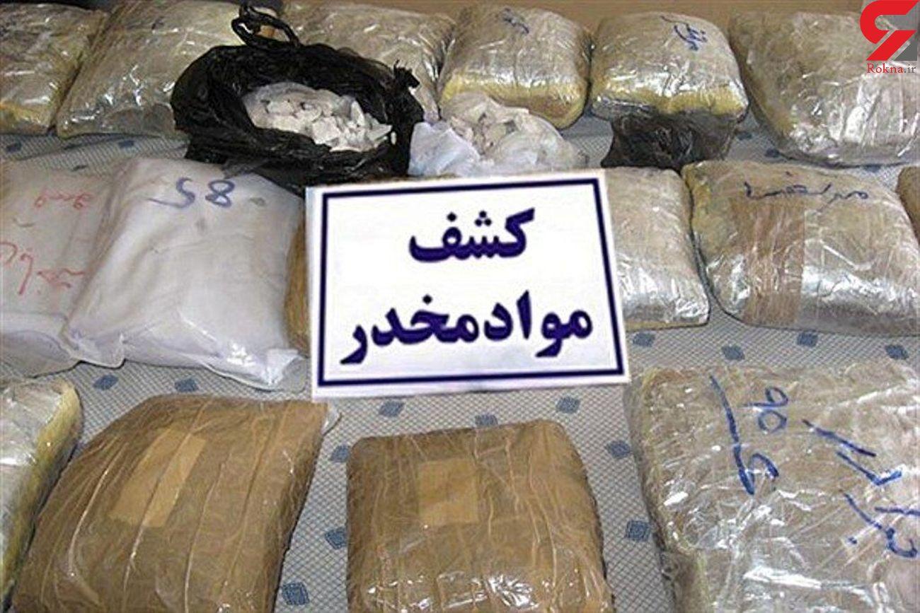 کشف بیش از 26 کیلوگرم انواع مواد مخدر در کرمانشاه/ 71 نفر دستگیر شدند