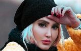 کشف حجاب زهره فکور صبور با موهای بلوندش + عکس
