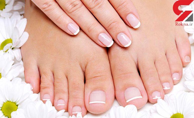 پوست تیره دست و پا را با ترفندهای ساده سفید کنید